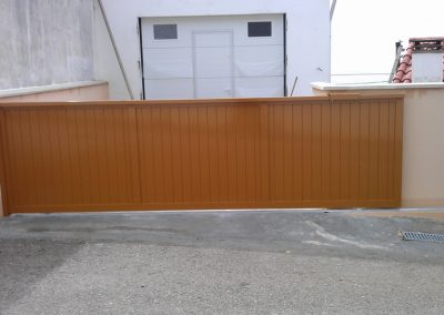 Portails  Stores motorisés sur mesures