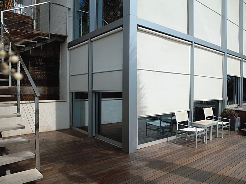stores enrouleurs ext rieurs cidev technologie. Black Bedroom Furniture Sets. Home Design Ideas