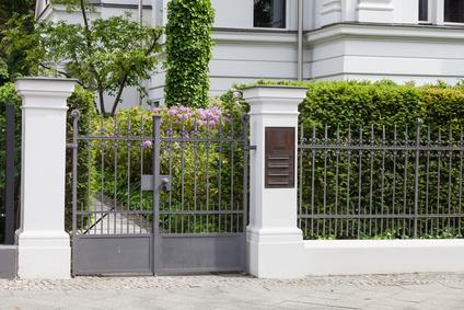 Eingang - Vorgarten