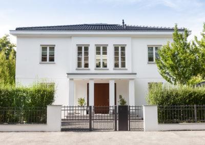 Einfamilienhaus in Deutschland